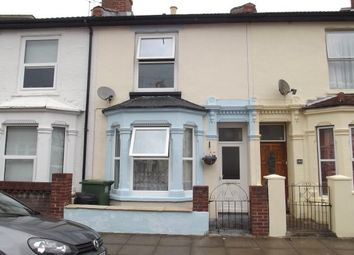 Thumbnail 2 bed property to rent in Eastfield Road, Southsea