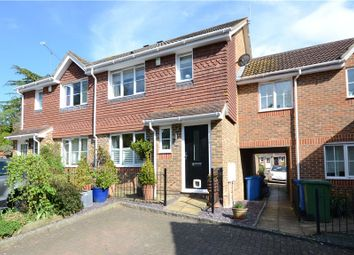 Thumbnail 3 bed end terrace house for sale in Horatio Avenue, Warfield, Bracknell