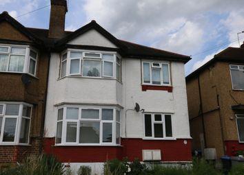 Thumbnail 2 bed maisonette to rent in Elmstead Avenue, Preston Road, Wembley