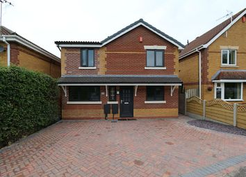 Thumbnail 4 bed detached house for sale in Wild Goose Avenue, Kidsgrove, Stoke-On-Trent, Staffordshire