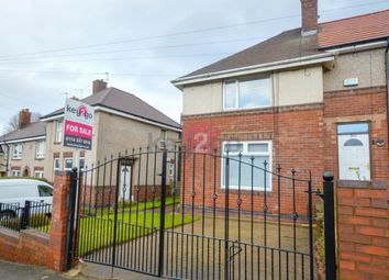Thumbnail 2 bed end terrace house for sale in Arbourthorne Road, Arbourthorne, Sheffield