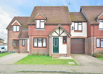 Thumbnail 3 bed terraced house for sale in Byron Close, Horsham