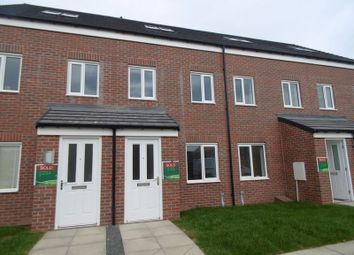 Thumbnail 3 bed town house to rent in Etal Drive, Amble, Morpeth