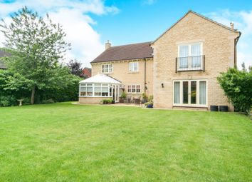 Thumbnail 5 bed detached house for sale in South Road, Bourne