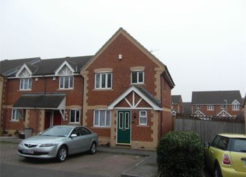 Thumbnail 3 bed end terrace house to rent in Pettys Close, Cheshunt, Hertfordshire