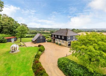 Thumbnail 4 bed detached house for sale in Chillies Lane, High Hurstwood, East Sussex