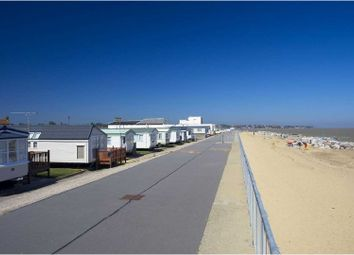 Thumbnail 2 bed mobile/park home for sale in Suffolk Sands Caravan Park Carr Road, Felixstowe
