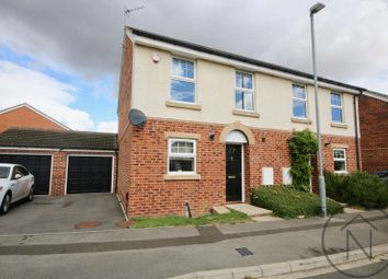 Thumbnail 3 bed semi-detached house to rent in Richmond Way, Darlington
