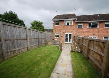 Thumbnail 2 bed end terrace house for sale in The Bassetts, Cashes Green, Stroud