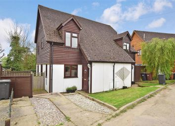 Thumbnail 2 bed semi-detached house for sale in Teasley Mead, Blackham, East Sussex