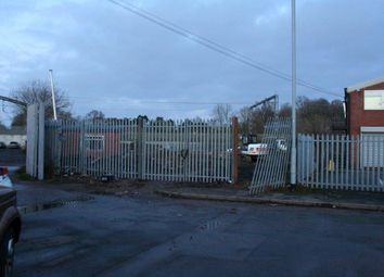 Thumbnail Land for sale in Lichfield Road Industrial Estate, Tamworth