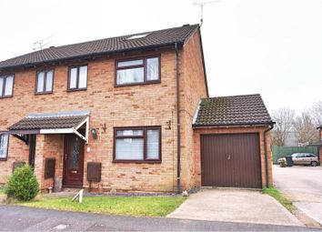 Thumbnail 3 bed semi-detached house for sale in Constable Road, Swindon