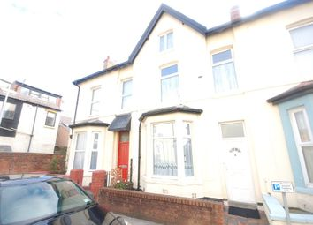 Thumbnail 3 bed terraced house for sale in Gordon Street, Blackpool