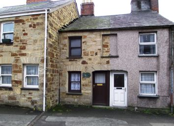 Thumbnail 2 bed terraced house for sale in St. Leonards, Bodmin, Cornwall