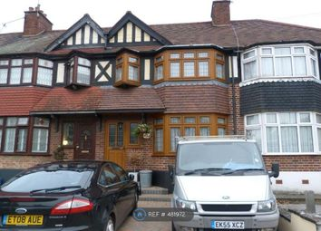 Thumbnail 3 bed terraced house to rent in Chigwell Road, Woodford Green, Essex