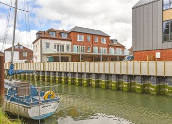 Thumbnail 2 bed town house for sale in Dolphin Quay, Queen Street, Emsworth, Hampshire