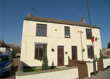 Thumbnail 2 bed semi-detached house for sale in Wharf Road, Pinxton, Nottingham