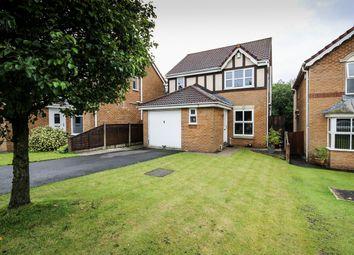 Thumbnail 3 bedroom detached house for sale in Elsham Close, Bolton