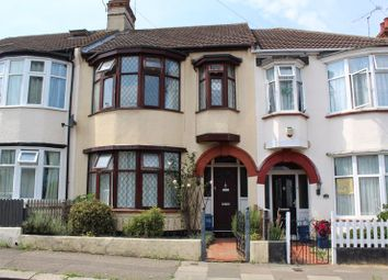 Thumbnail 4 bed terraced house for sale in Fleetwood Avenue, Westcliff-On-Sea