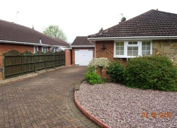 Thumbnail 3 bed bungalow to rent in Heronfield Way, Solihull