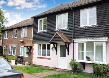 3 bed terraced house to rent in Brookenbee Close, Rustington, Littlehampton BN16