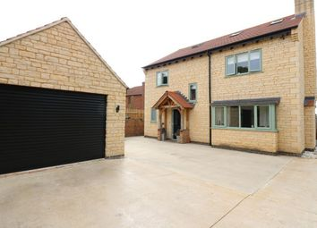 Thumbnail 4 bed detached house for sale in Suttons Lane, Deeping Gate, Market Deeping, Cambridgeshire