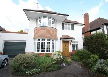 Thumbnail 3 bed detached house for sale in Clarendon Way, Chislehurst, Kent