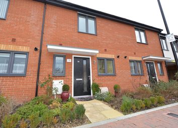 Thumbnail 2 bed terraced house for sale in Mercator Close, Southampton