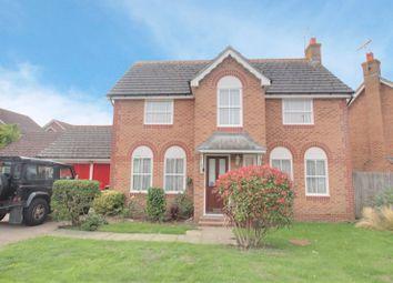 Thumbnail 4 bed detached house for sale in Goldcrest Avenue, Wick, Littlehampton