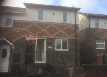 Thumbnail 2 bed semi-detached house to rent in Warwick Orchard Close, Plymouth