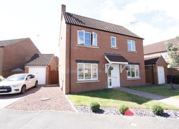 Thumbnail 3 bed detached house for sale in Buttercup Drive, Bourne