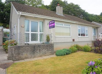 Thumbnail 2 bed semi-detached bungalow for sale in Maple Close, Tavistock