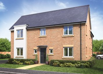 "Thumbnail 4 bed detached house for sale in ""Plot 22 The Wendale"" at Poethlyn Drive, Costessey, Norwich"