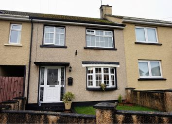 Thumbnail 3 bed terraced house for sale in Abbey Villas, Omagh