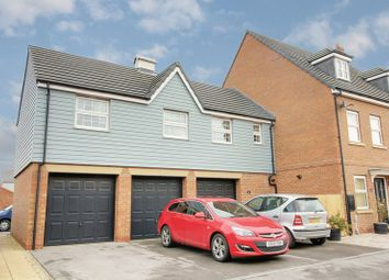 Thumbnail 1 bedroom flat for sale in Parish Mews, Kingswood, Hull