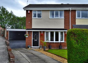 Thumbnail 3 bedroom semi-detached house for sale in Tilewright Close, Stoke-On-Trent
