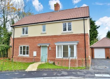 Thumbnail 4 bed detached house for sale in Flitchside Drive, Little Canfield, Dunmow