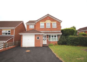 Thumbnail 4 bed detached house for sale in Heath View, Burntwood