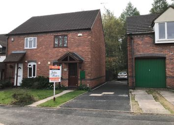 Thumbnail 2 bed semi-detached house to rent in Kesworth Drive, Priorslee, Telford