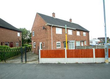 Thumbnail 3 bed semi-detached house to rent in Ubberley Road, Bentilee, Stoke-On-Trent