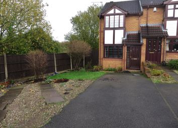 Thumbnail 2 bedroom semi-detached house to rent in Fox Foot Drive, Brierley Hill