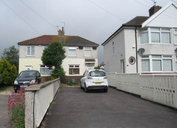 Thumbnail 4 bed semi-detached house to rent in Eighth Avenue, Northville, Bristol