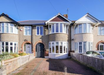 Thumbnail 3 bed terraced house for sale in Oliver Road, Cowley, Oxford