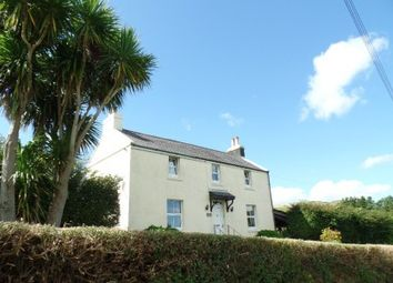 Thumbnail 3 bed detached house for sale in Ballasaig House, Dreemskerry, Maughold, Isle Of Man