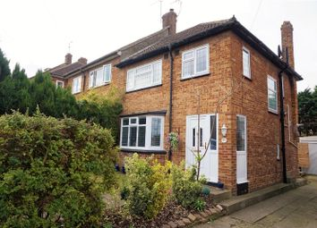 Thumbnail 3 bed semi-detached house for sale in Brambletree Crescent, Rochester