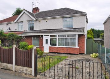 Thumbnail 3 bed semi-detached house for sale in Winnipeg Road, Bentley, Doncaster