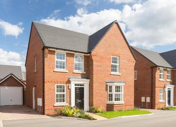 "Thumbnail 4 bedroom detached house for sale in ""Holden"" at Tamora Close, Heathcote, Warwick"