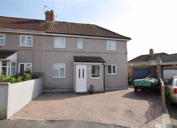 Thumbnail 3 bed semi-detached house for sale in Portbury Walk, Shirehampton, Bristol
