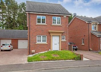 Thumbnail 3 bed detached house for sale in Blacader Drive, Gartcosh, Glasgow, North Lanarkshire