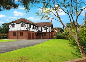 Thumbnail 5 bed detached house for sale in Alltami Road, Alltami, Mold